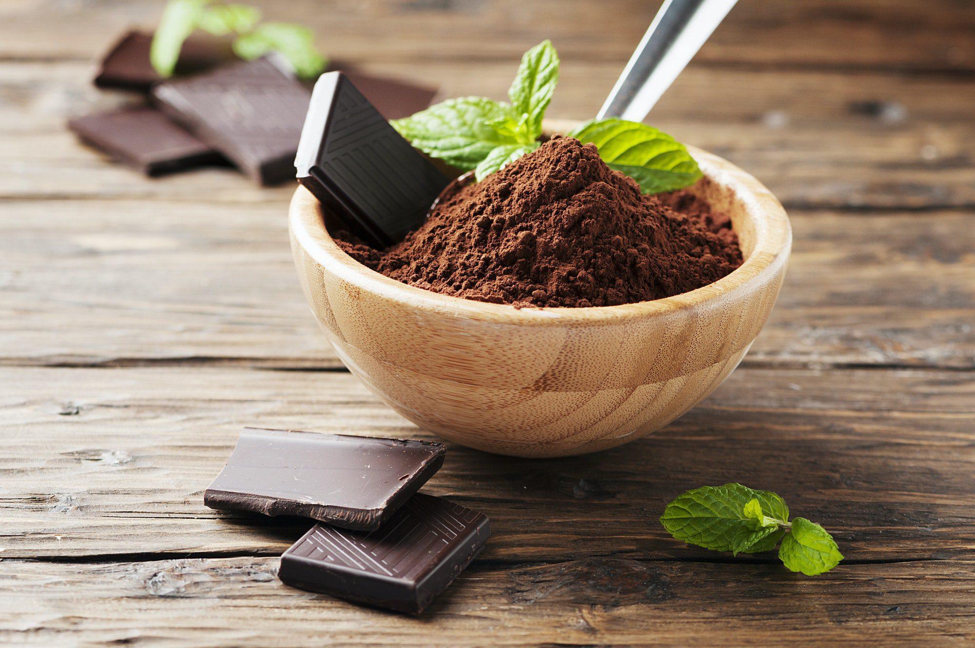 Mikrodosierung mit Kakao